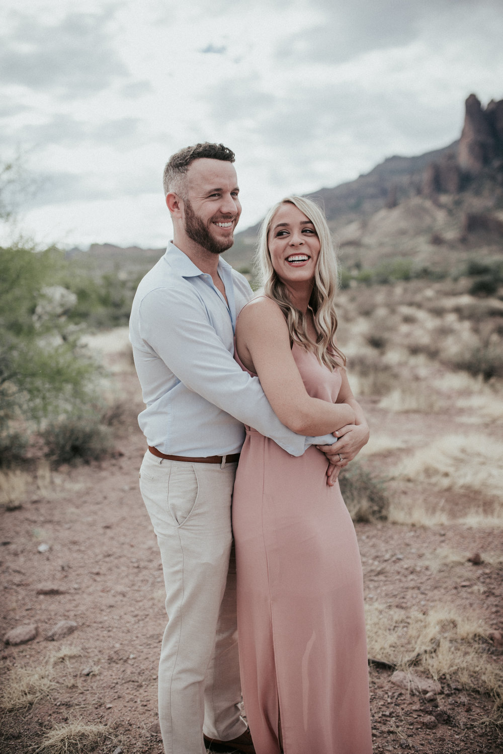 Lost Dutchman State Park Superstition Mountains Engagement-8.jpg