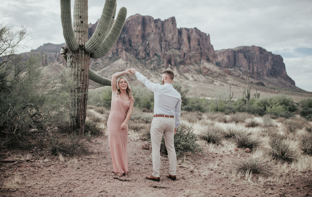 Lost Dutchman State Park Superstition Mountains Engagement-13.jpg