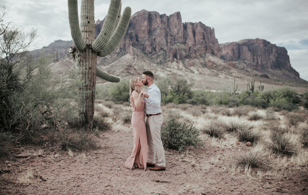 Lost Dutchman State Park Superstition Mountains Engagement-14.jpg