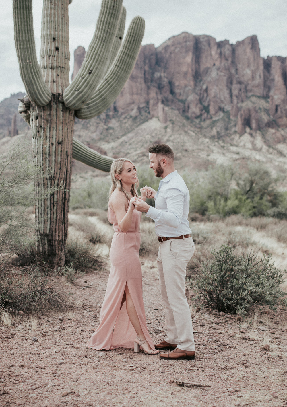 Lost Dutchman State Park Superstition Mountains Engagement-16.jpg