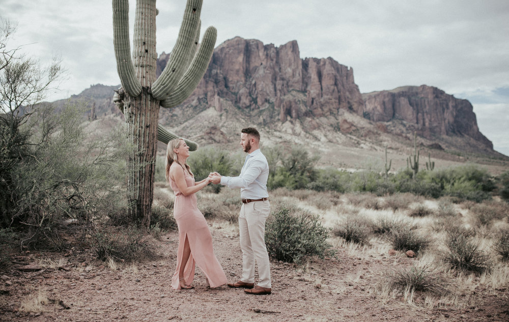 Lost Dutchman State Park Superstition Mountains Engagement-15.jpg