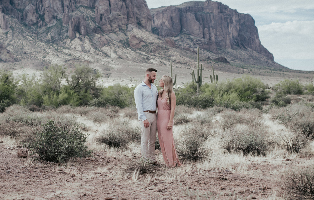 Lost Dutchman State Park Superstition Mountains Engagement-24.jpg