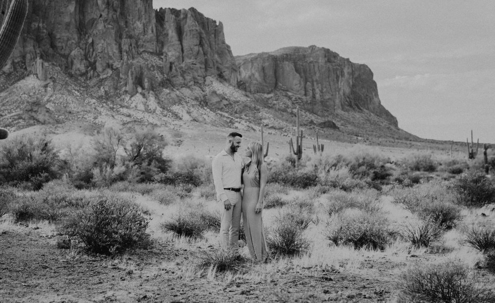 Lost Dutchman State Park Superstition Mountains Engagement-25.jpg