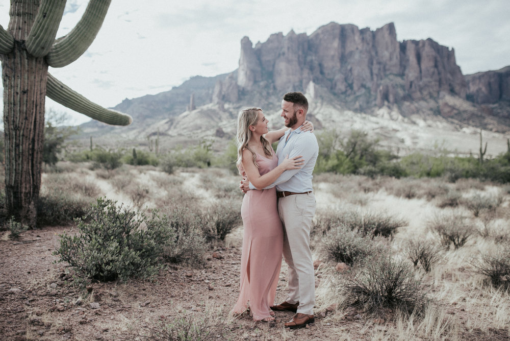 Lost Dutchman State Park Superstition Mountains Engagement-30.jpg