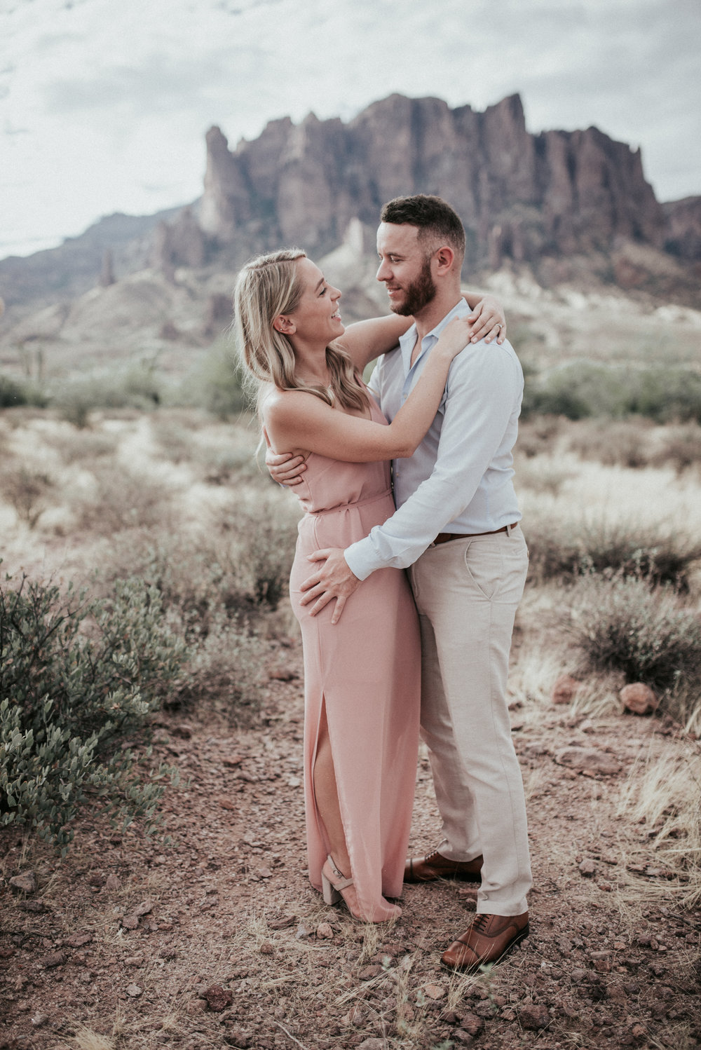 Lost Dutchman State Park Superstition Mountains Engagement-32.jpg