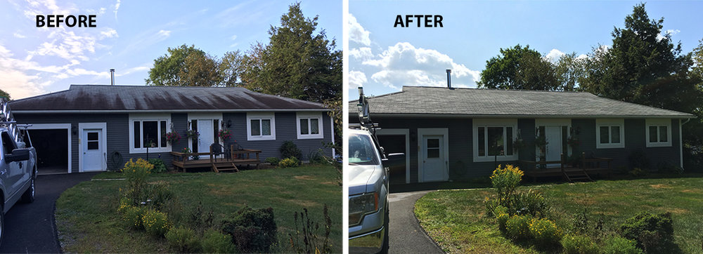 Roof Cleaning Ontario