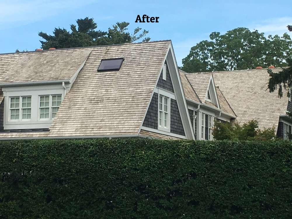 How long should a cedar shake roof last