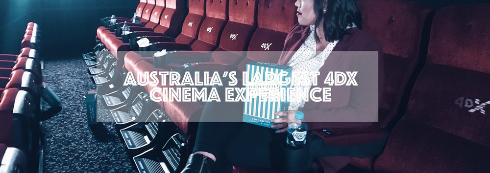 Australia's Largest 4DX Cinema Experience | Venom Screening