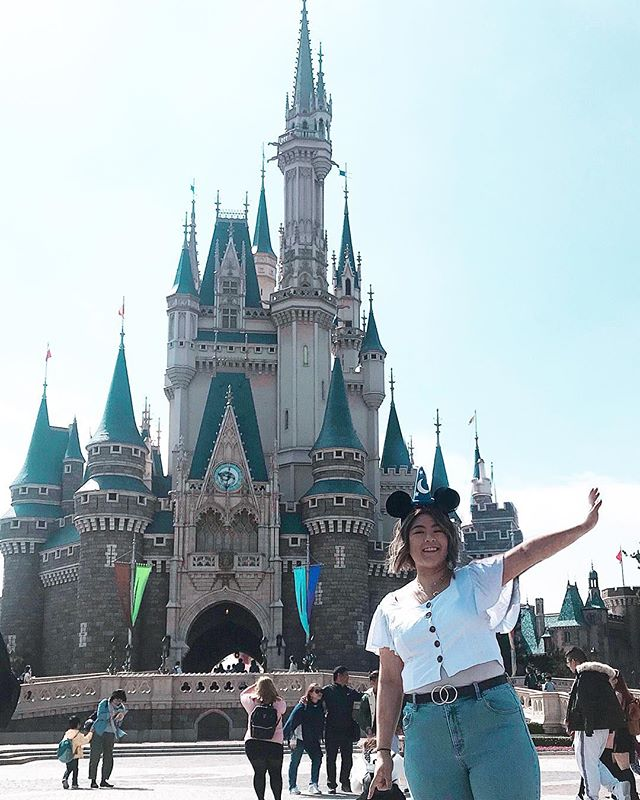After 22 years later I got the chance to relive my childhood and visit the happiest place on earth ✨ � ✨  As much as I really enjoyed DisneySea, I loved Disneyland! Which Disney themepark is your fave? �  Day 4 & 5: Tokyo Disneyland & Tokyo DisneySea