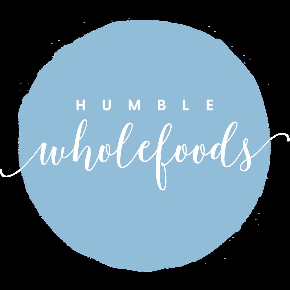 Recipes Humble Wholefoods