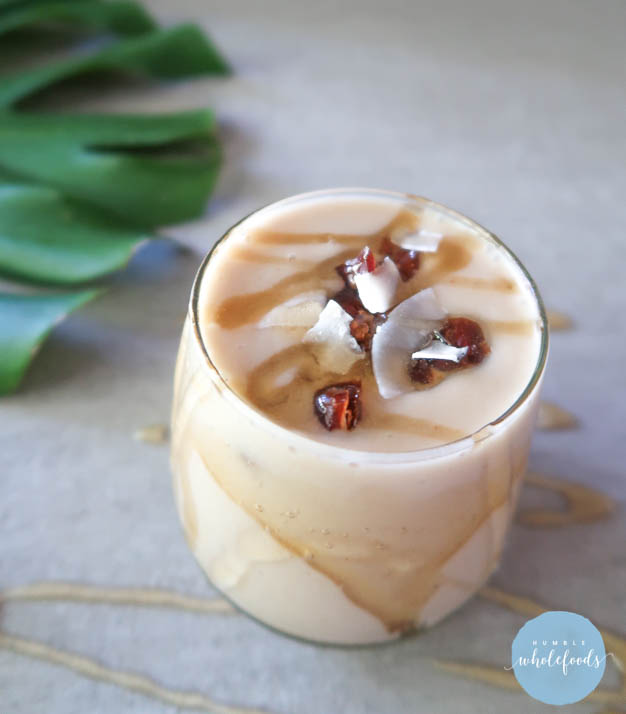sticky date smoothie
