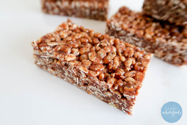 Chocolate LCM bars