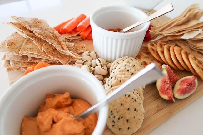 wholefood platter