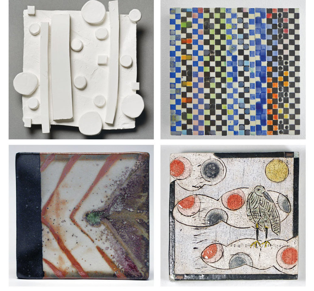 Clay Art Center Redux: Transformations 6 x 6