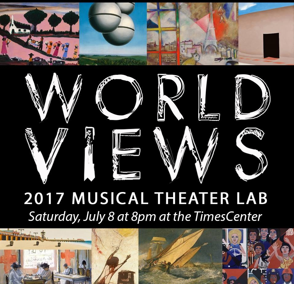 july 8th, 2017 | Prospect Theatre Company - Sojourner performed in WORLD VIEWS - Prospect Theatre Co.'s Musical Theatre Lab at the NY Times Center Building.READ MORE: Broadwayworld.com write-up