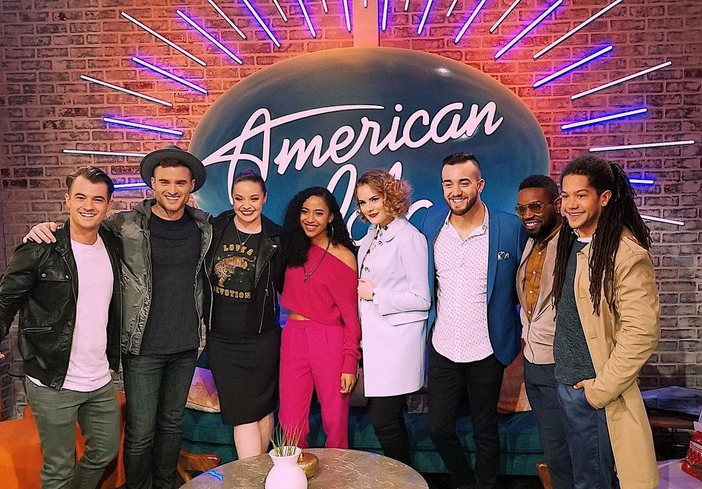 april 29th, 2018 | AMERICAN IDOL - Sojourner performed with Disney's DCappella as a guest artist on American Idol's Disney Night!WATCH A CLIP FROM THE PERFORMANCE: HERE