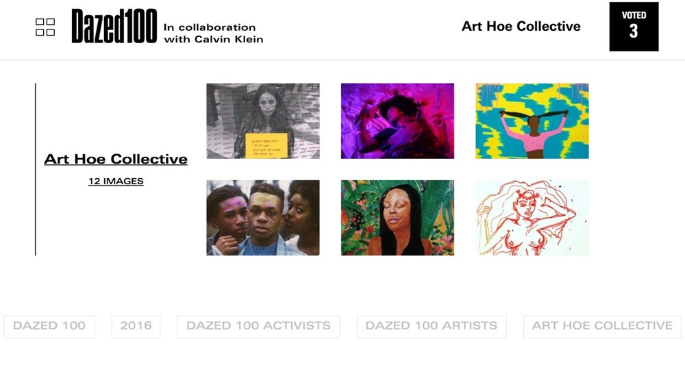 Via ART HOE COLLECTIVE  Poetry selected to be featured on @arthoecollective socials