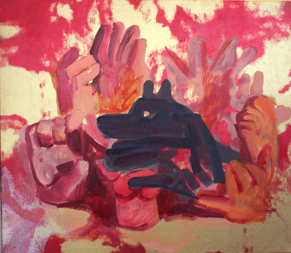 Paintings 2006-2008