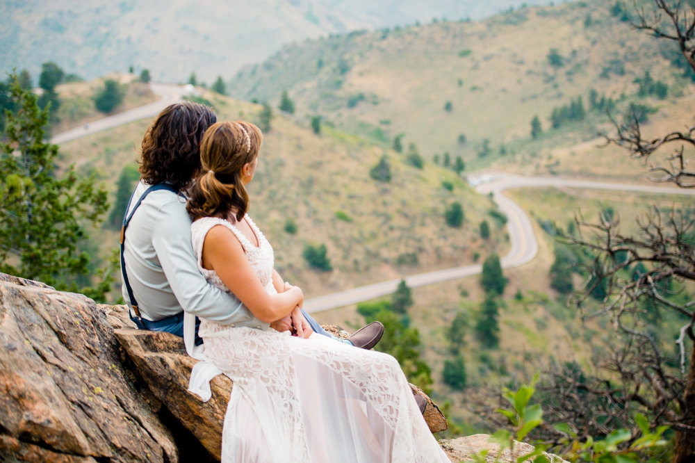 destination elopement denver