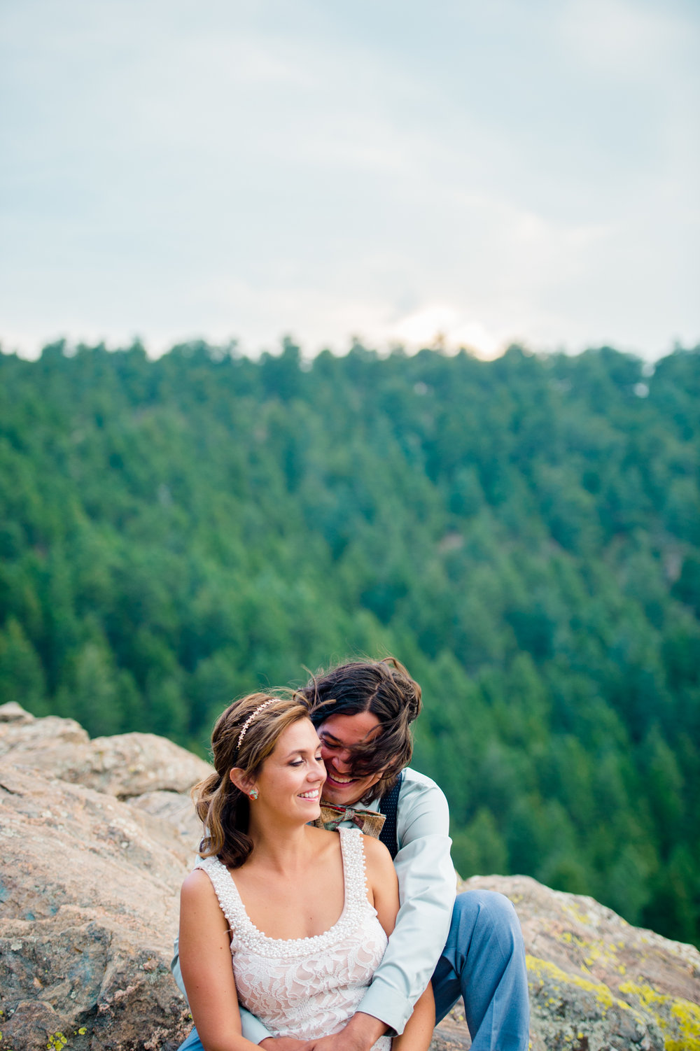 lookout mountain elopement