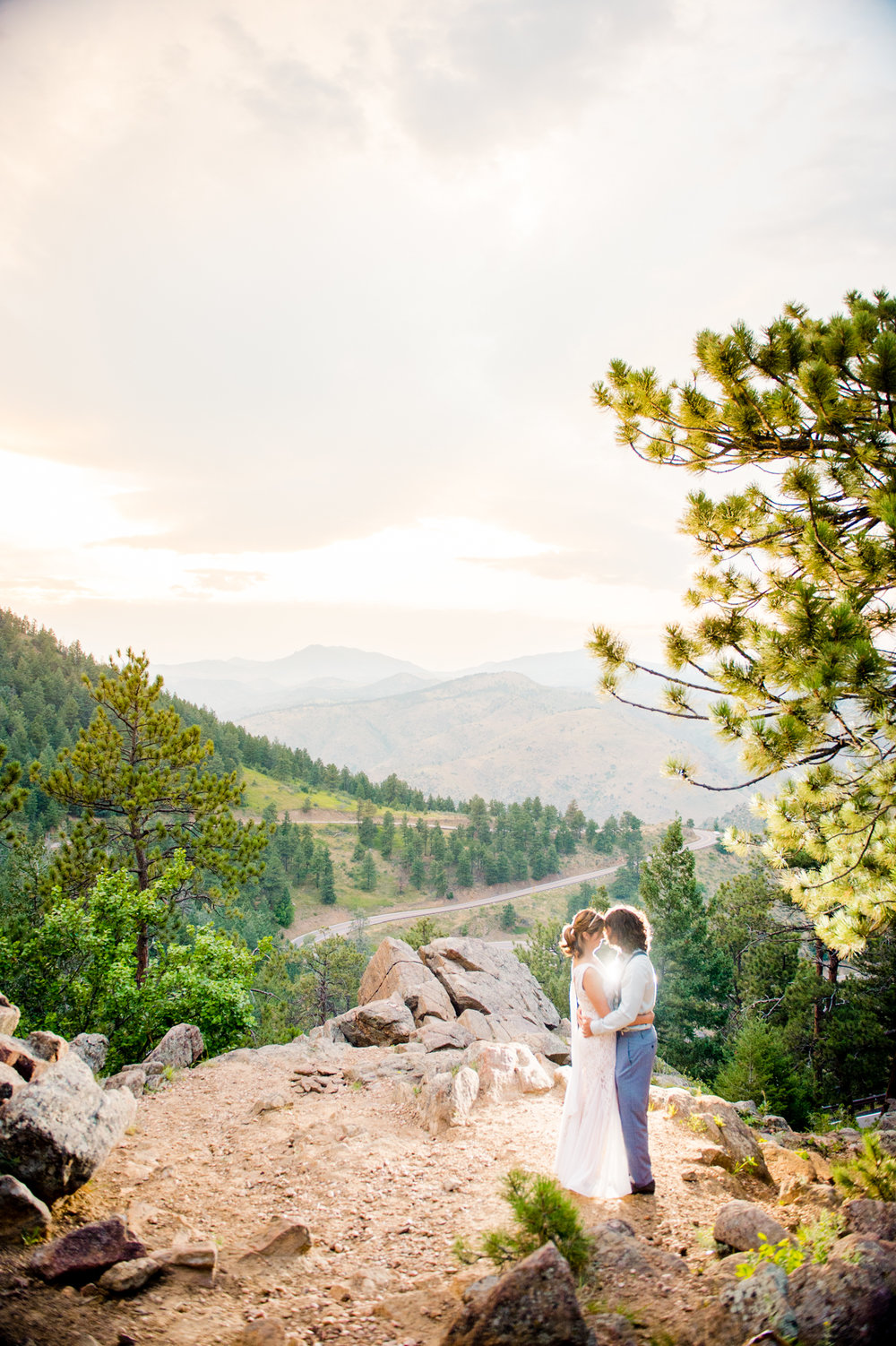 lookout mountain vow renewal