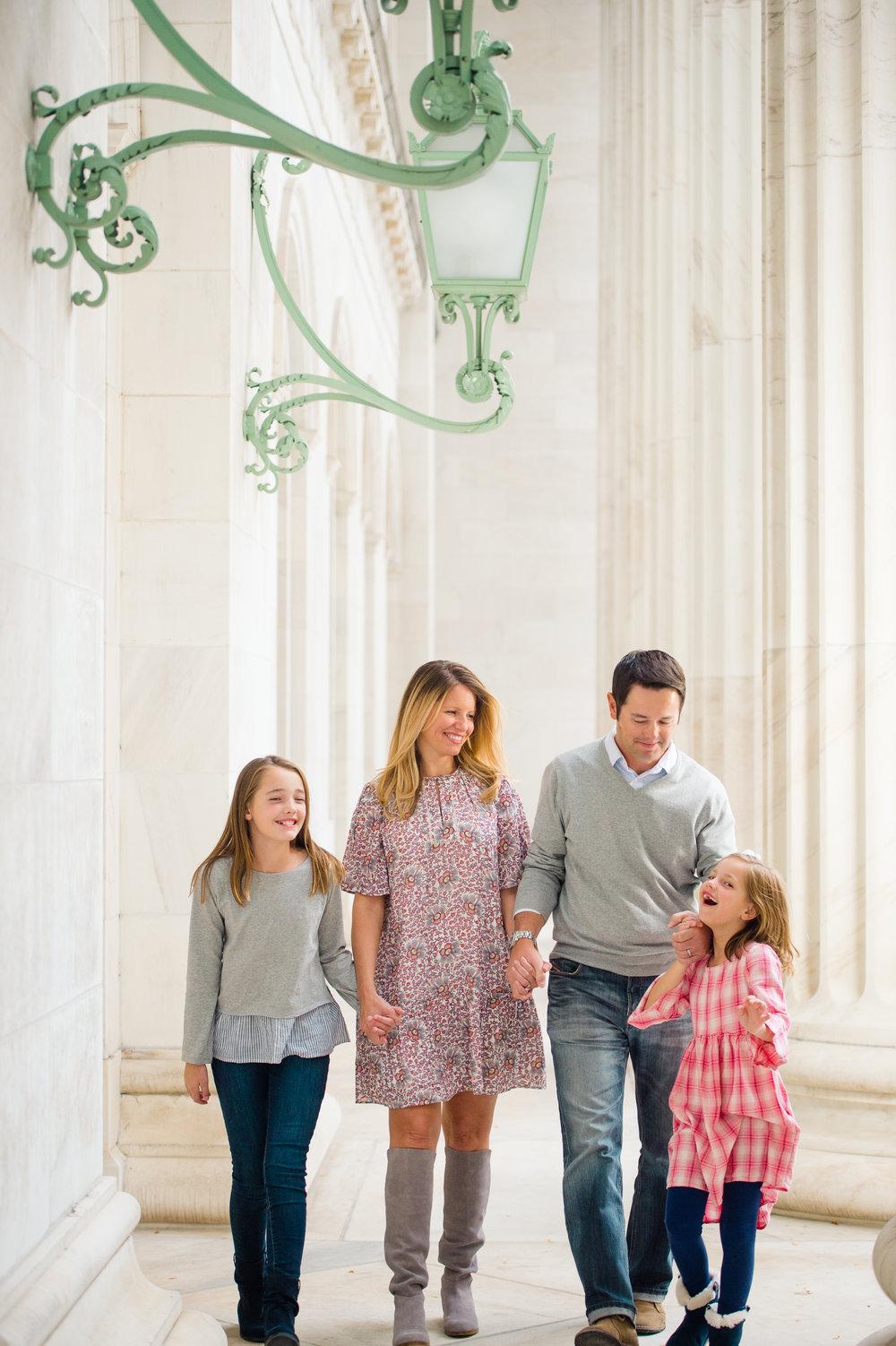 artistic denver family photography