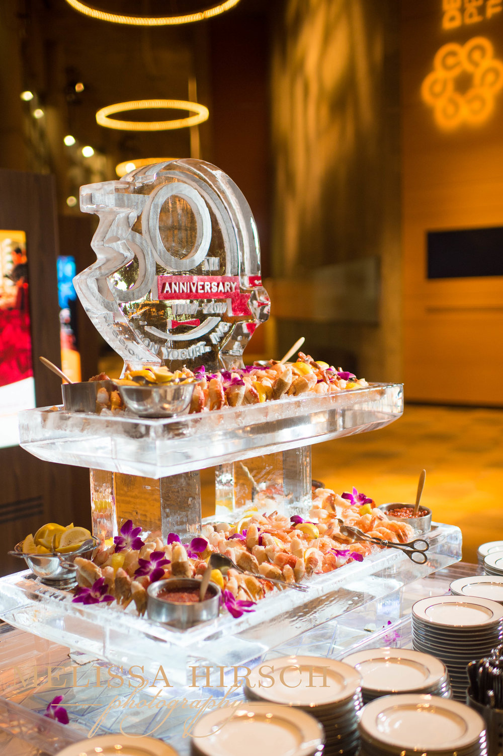 Just loved this ice sculpture. So fun to photograph.