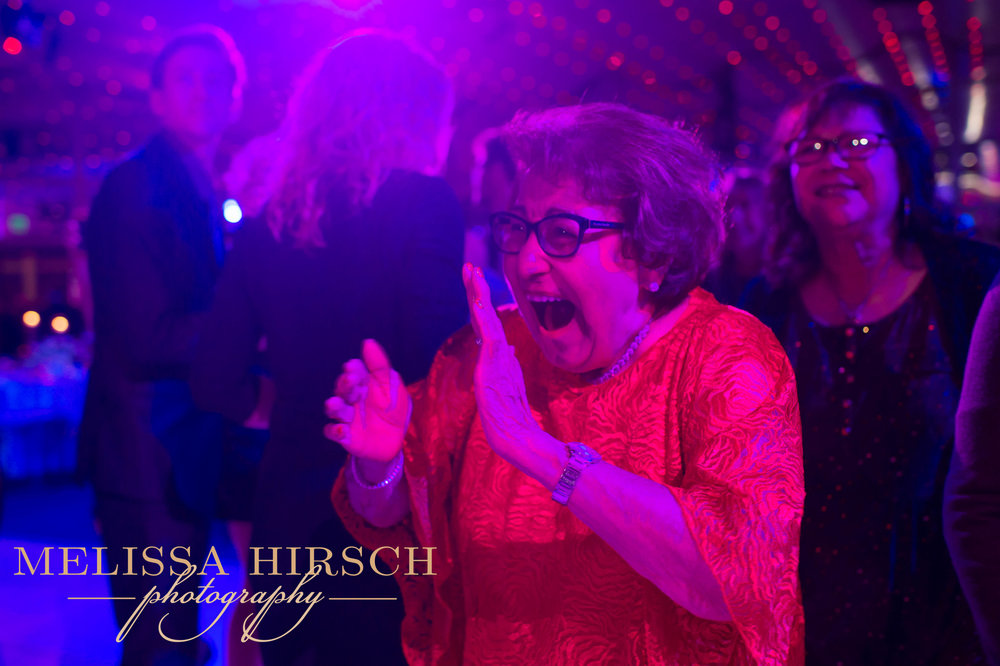 One of the gracious hosts for the evening! Just love getting these real moments and embracing the fun and crazy party lights!