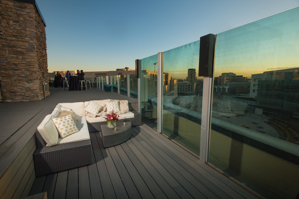 rooftop lounge area denver colorado
