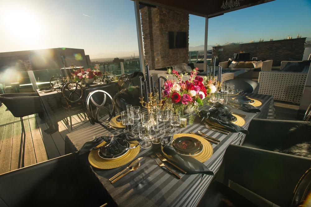 black tie rooftop venue denver colorado