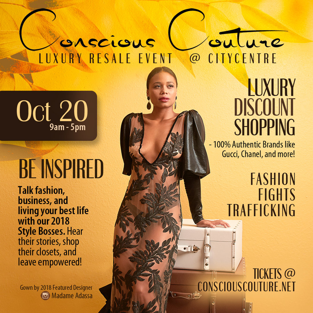 Conscious Couture 2018