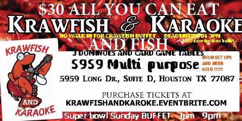 Fine All You Can Eat Crawfish And Fish Superbowl Multi Purpose Download Free Architecture Designs Scobabritishbridgeorg