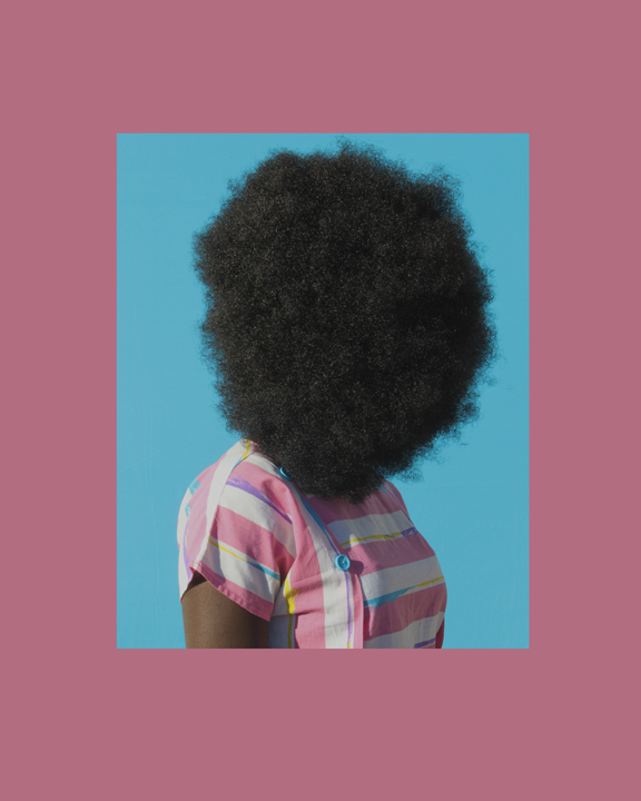 Nakeya Brown, Afro-Blu (2015)