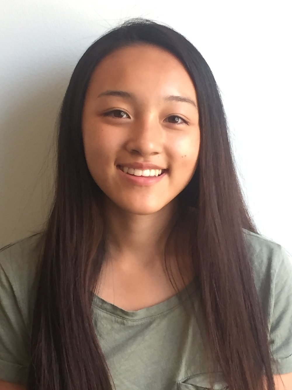 Madelyn  - High school student charles wright acad.  - igem member 2018