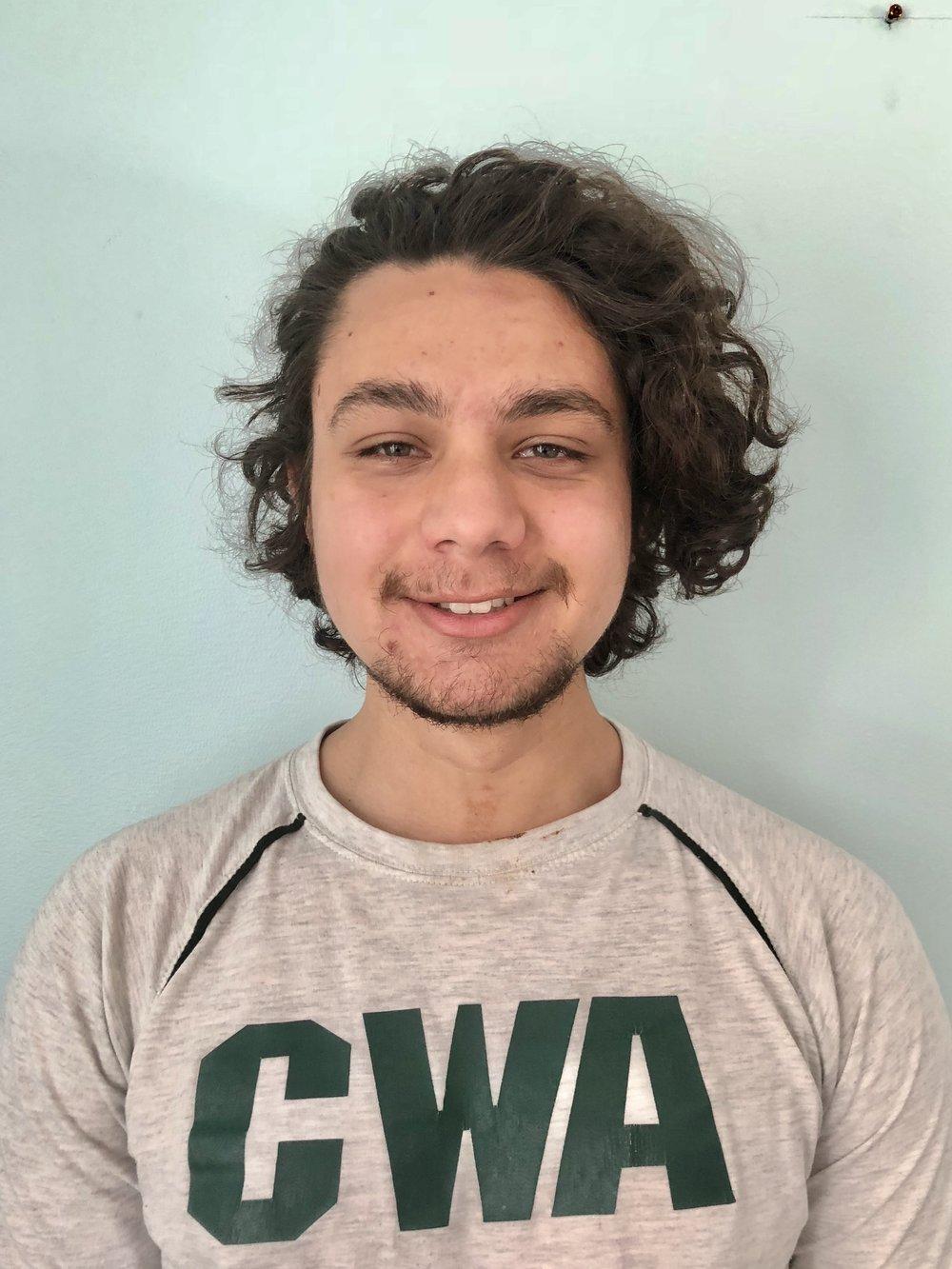 Jonathan  - High school charles wright acad.  - University of redlands  - igem member 2017-2018