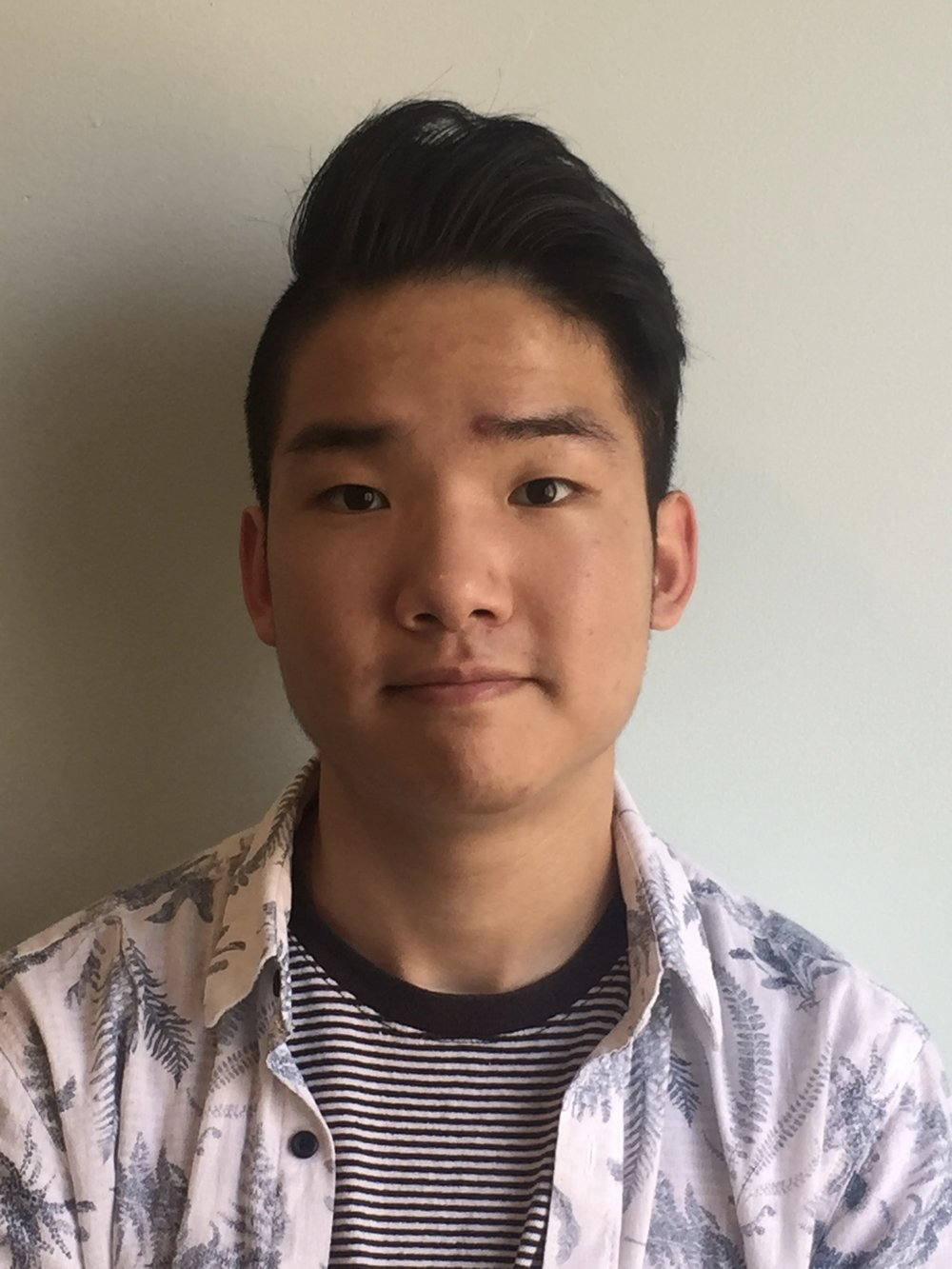 James  - High school student charles wright acad.  - igem member 2018