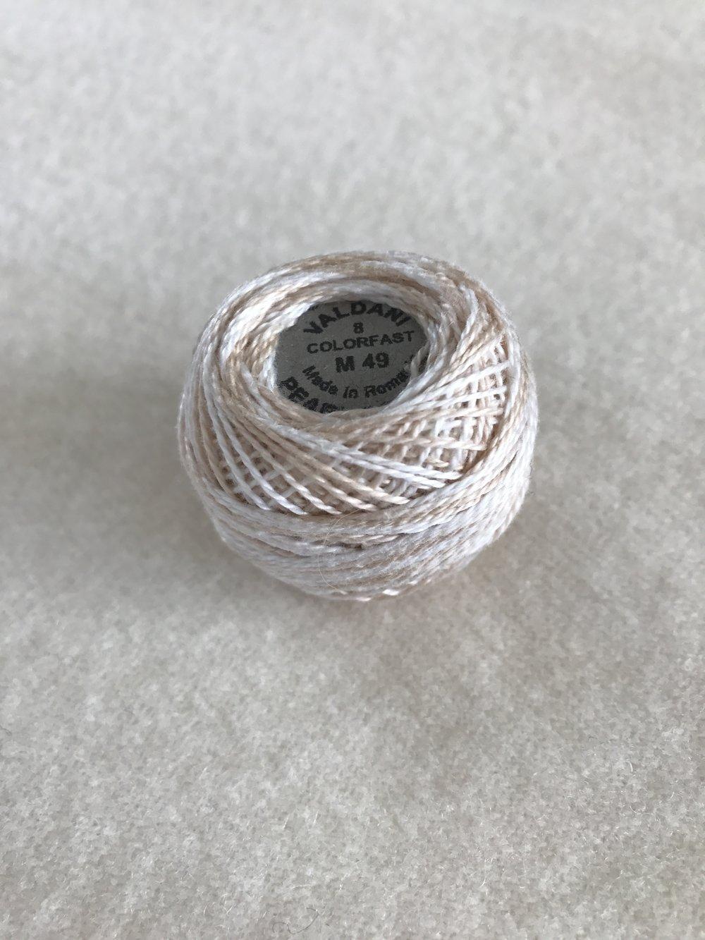 Midway Wool Company - Valdani Thread - M49 Valdani Subtle Elegance