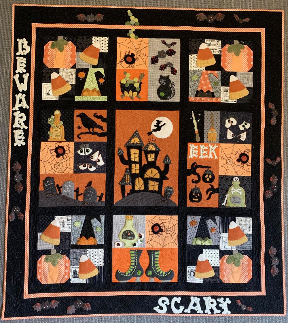 Beware! It's Halloween!
