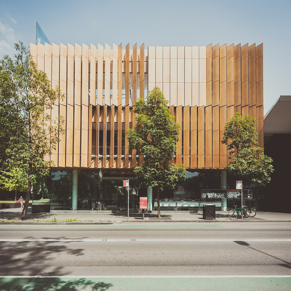 Surry Hills Community Centre , Sydney //  FJMT , 2009