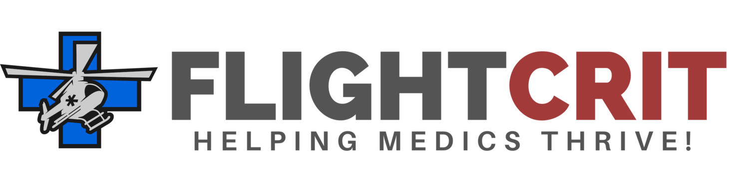 FlightCrit - Helping Medics Thrive!