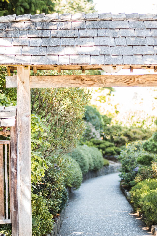 Butchart Gardens, Japanese Garden, Victoria British Columbia