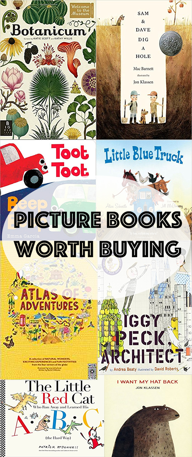 Kids Books Worth Buying