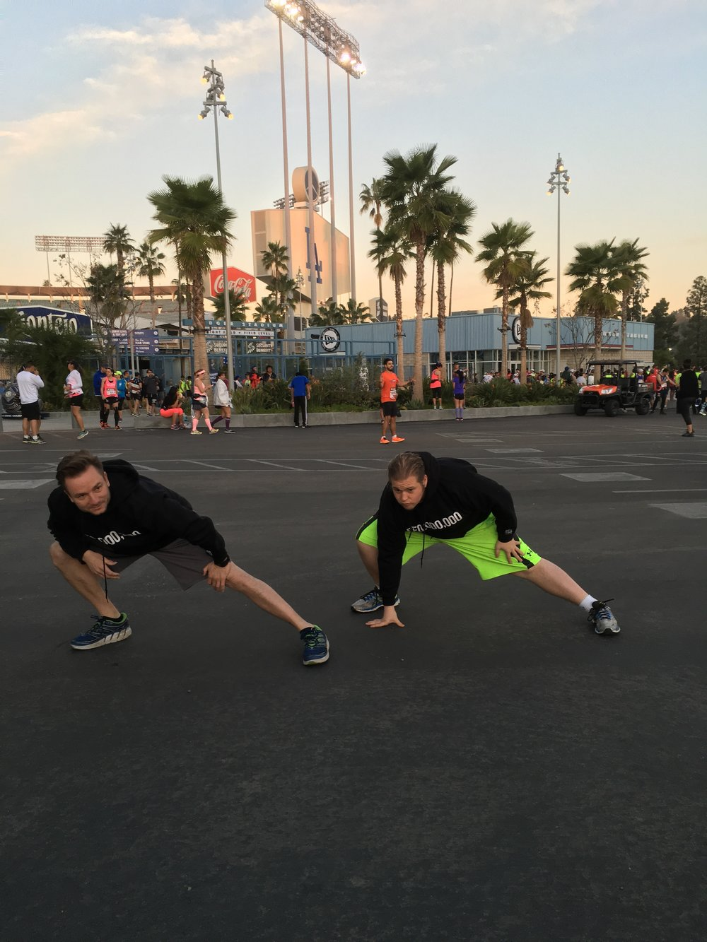 My Bestfriend Scott Cameron Challenged Me To A Marathon to lose my weight once and for all. -