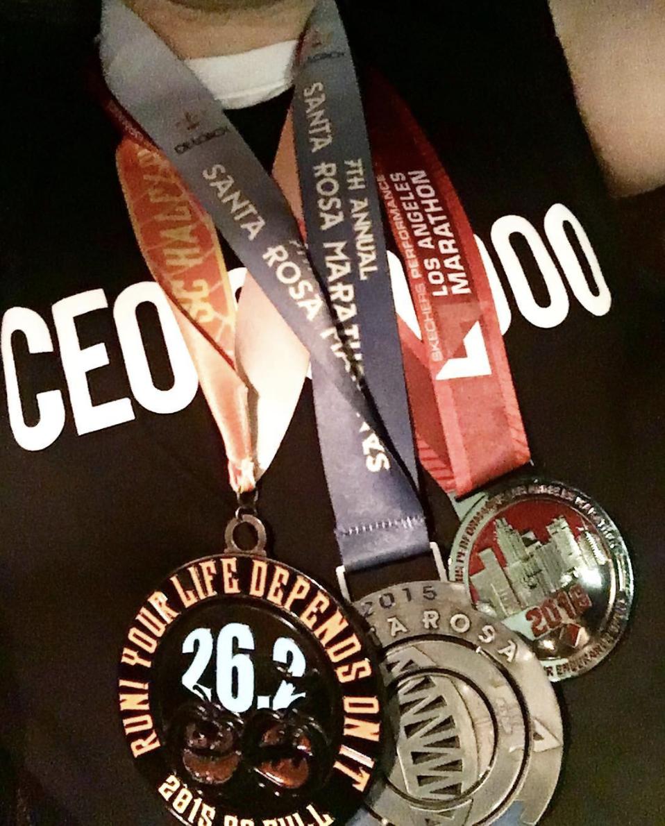 We Ran 3 Marathons... -