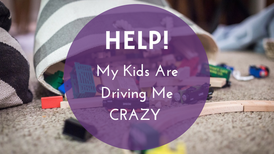 My Kids are Driving me Crazy #mommysurvivalmode part 1 -makeit218