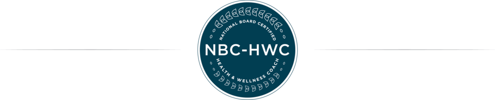 Board Certified Health Coach