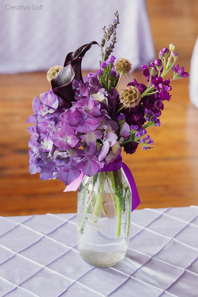 Purple Wedding Inspiration Spring 2015 — Small Weddings Chicago