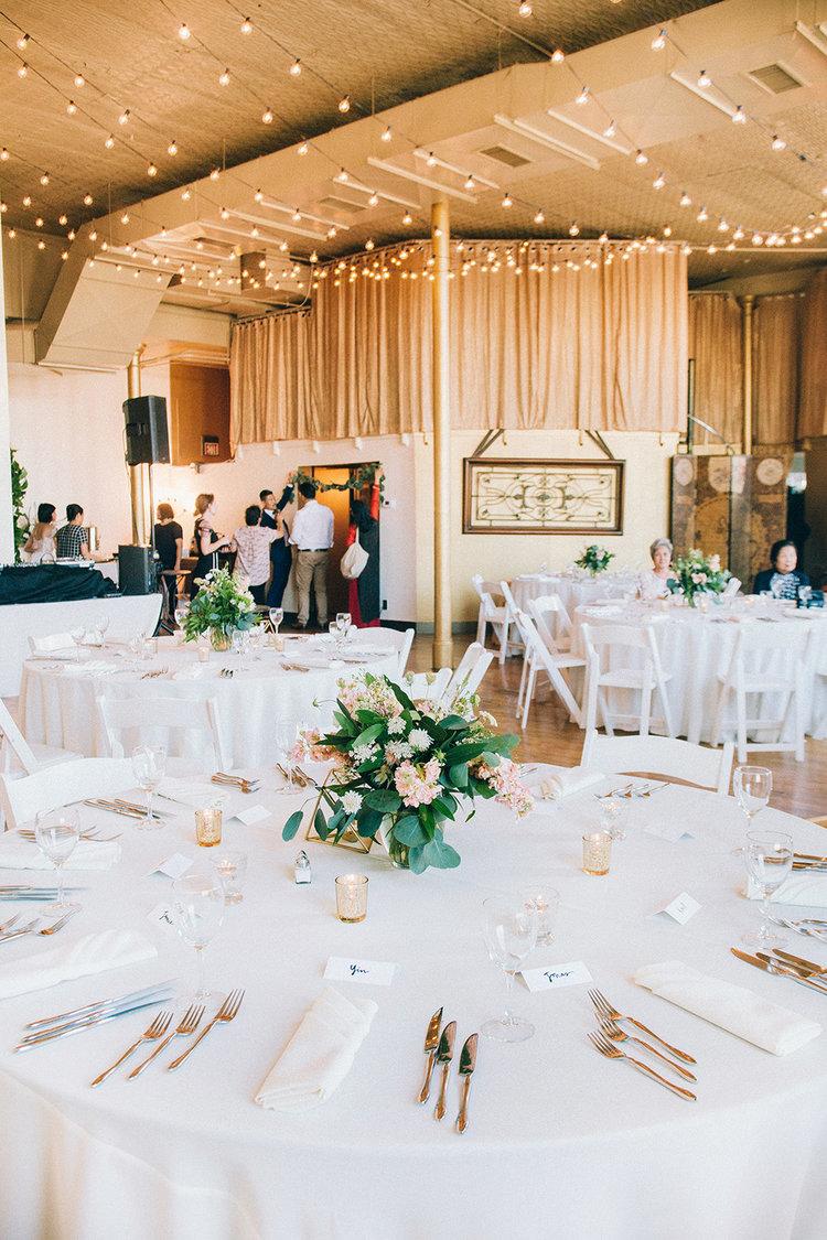 Small Wedding Reception Wedding Decor Ideas