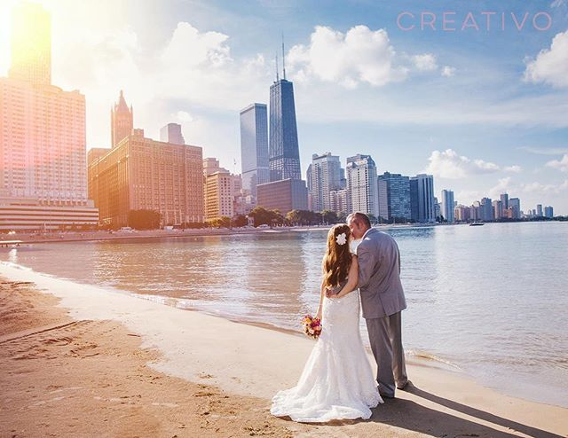 Perfect summer day for love. #elopement #chicagoelopement #chicagowedding #pictureperfect #elopementwedding #destinationelopement #summerwedding #summerelopement #elopementphotographer #elopementpackages #elopementplanner #chicagogram