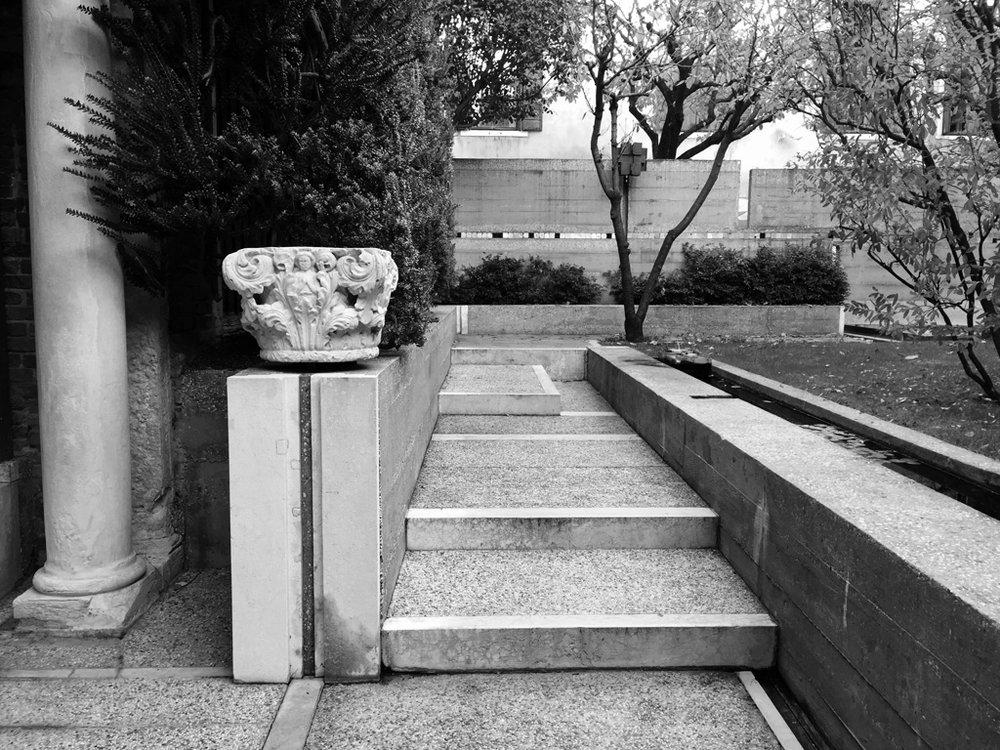 Fondazione Querini Stampalia, Carlo Scarpa architetect, Venice